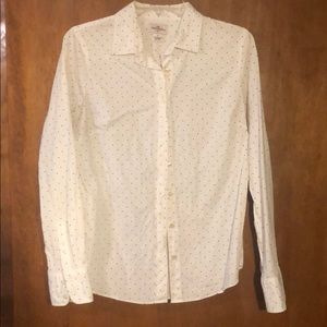 J. Crew work blouse